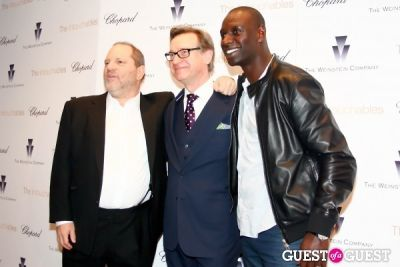 harvey weinstein in NY Special Screening of The Intouchables presented by Chopard and The Weinstein Company