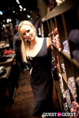 hattie grace-elliot in ONASSIS CLOTHING & MOLTON BROWN PRESENT GENTS NIGHT OUT