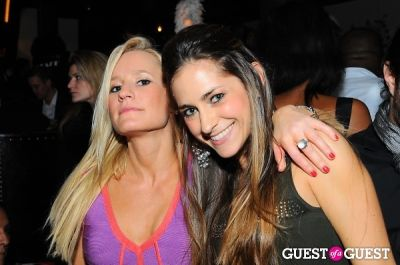 sara robertson in STK 5th Anniversary Party