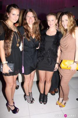 hayley blatt in THV PR and Angeleno magazine presents Fashion Night @ SupperClub
