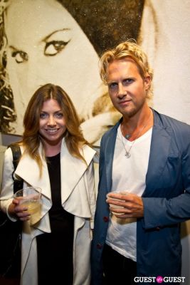 wayne warner in Bright Young Things Opening Party