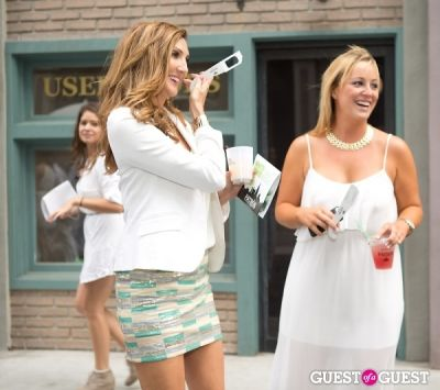 heather mcdonald in Walk With Sally's 7th Annual White Light White Night