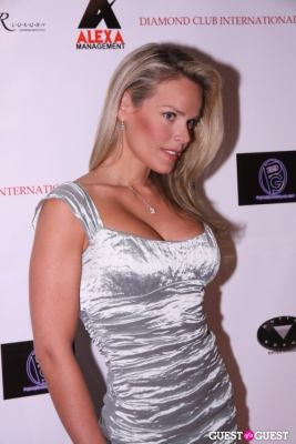 heidi albertsen in 1st Annual Pre-NFL Draft Charity Affair Hosted by The Pierre Garcon Foundation