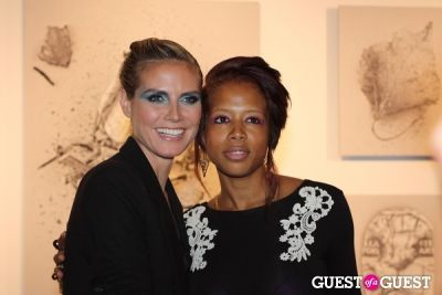 kelis in Rankin's Rubbish Photo Exhibit
