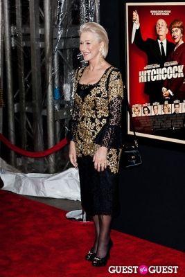 helen mirren in HITCHCOCK The New York Premiere