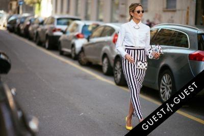 helena bordon in Milan Fashion Week Pt 3