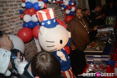 biz markie in Hello Kitty VIP Party