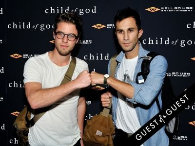 henry joost in Child of God Premiere