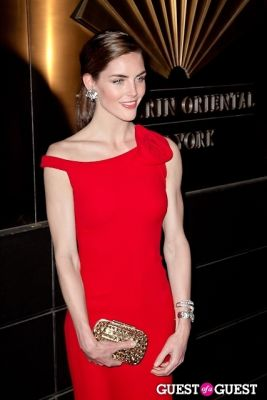 hilary rhoda in New Yorkers for Children Tenth Annual Spring Dinner Dance