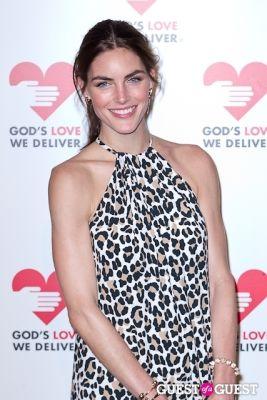 hilary rhoda in God's Love We Deliver 2013 Golden Heart Awards