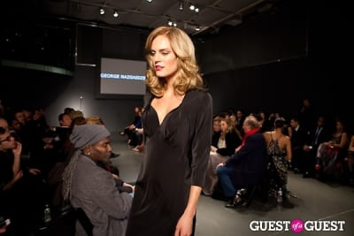 holly cornell in Honor Vitae Charity Meets Fashion Fundraiser