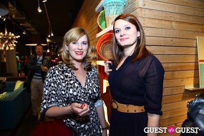 holly sose in Cathy Hobbs Mythic Paint Launch Party