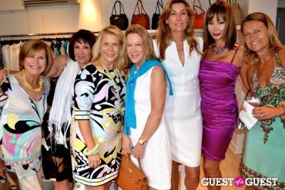 francine lafrak in Same Sky Trunk Show and Cocktail Party