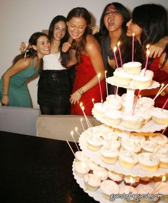 julie mulligan in Marina Albright's 26th Birthday