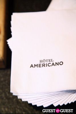 hotel americano in Step Up Soiree 2012: An Evening With Media Mavens
