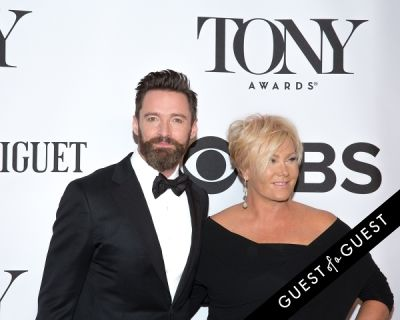 hugh jackman in The Tony Awards 2014