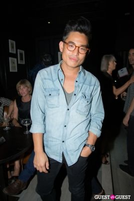 hugo ferrozzi in Oliver Theyskens Theory After Party