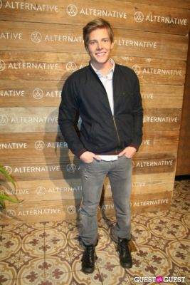hunter parrish in Alternative Apparel presents Season of Change