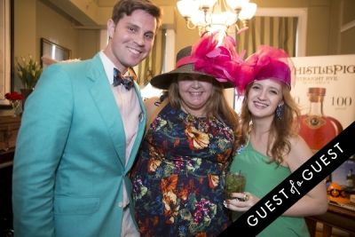 annika connor in SSMAC Junior Committee's 5th Annual Kentucky Derby Brunch