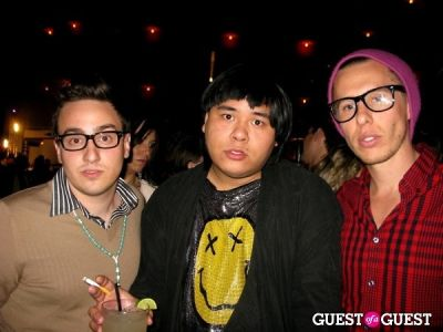 bj panda-bear in Paper Magazine's Beautiful People Party 2010