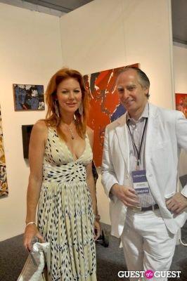 ian shapolsky in ArtHamptons 2011