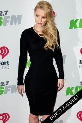 iggy azalea in KIIS FM's Jingle Ball 2014