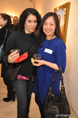 lisa lee in A Holiday Soirée for Yale Creatives & Innovators