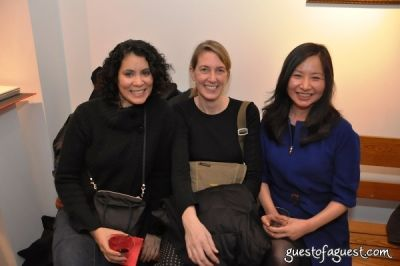 wendy marech in A Holiday Soirée for Yale Creatives & Innovators