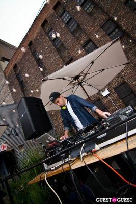 illan karak--dj-truth- in Sunset Brunch Club at STK Rooftop