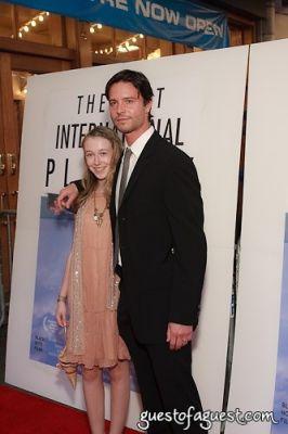 jason behr in The Last International Playboy - Red Carpet Movie Premier