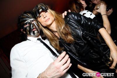 joseph grazi in Face off Dance off-An Abstract Masquerade