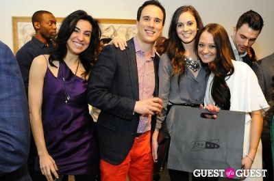 ioanna zacharopoulou in Equinox Fitness and Fair Game, Inc. present the Art of the Draft Experience: NFL Edition