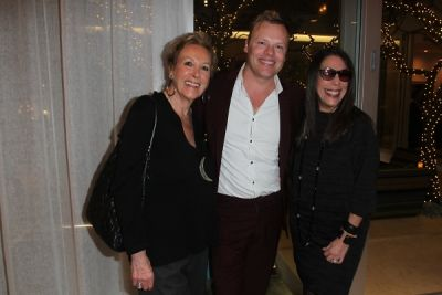 serge troyer in ELLE DECOR Modern Life Concept House Opening Event