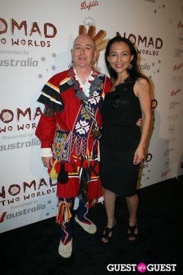 irene bedard in Nomad Two Worlds Opening Gala