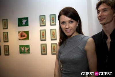 irina dvorovenko in Patrick McMullan Opening Reception for Sanctuary Hotel