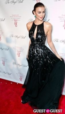 irina shayk in Gabrielle's Angel Foundation Hosts Angel Ball 2012