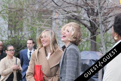 christine baranski in Vanity Fair's 2014 Tribeca Film Festival Party Arrivals