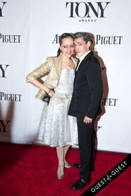 isabel toledo in The Tony Awards 2014