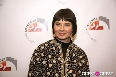 isabella rosellini in NYC Center Reopening Gala