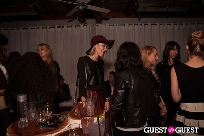 isani giffith in Los Angeles Ballet Cocktail Party Hosted By John Terzian & Markus Molinari