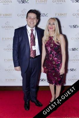 ismail and-kadriye-ekmekci in SEV and FABSIT Leaders Night