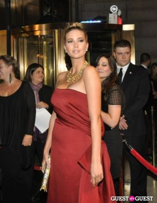 ivanka trump in New Yorkers For Children Fall Gala 2011