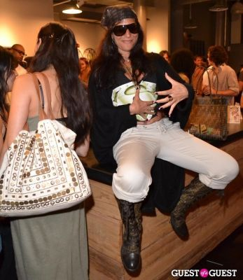 ivy silberstein in Grand Opening of Wooster St Social Club/ NY INK