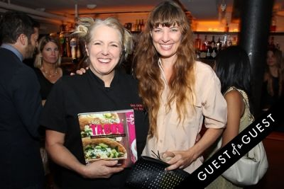 topaz page-green in BR Guest Celebrates Partnership with Feedie App at Troy Liquor Bar
