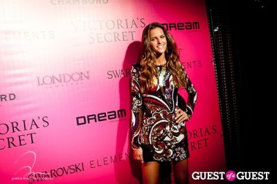 izabel goulart in Victoria's Secret 2011 Fashion Show After Party
