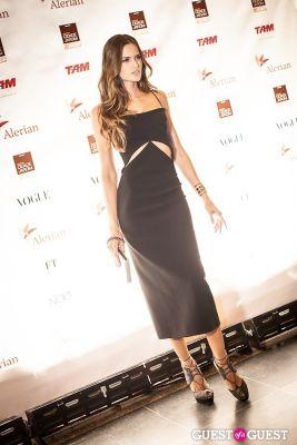 izabel goulart in Brazil Foundation Gala
