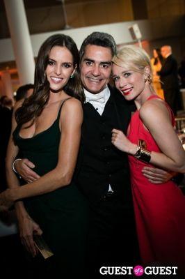 izabel goulart in Brazil Foundation Gala at MoMa