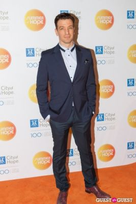 jc chasez in City of Hope's 2013 Summer of Hope Celebration