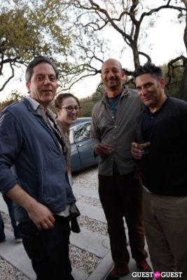 jd heilprin in SXSW — The Idealists + Representation at The Hotel Cecilia