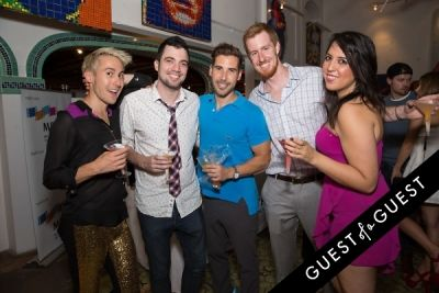 jay michel in Hollywood Stars for a Cause at LAB ART